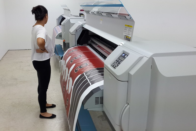 printing sublimation transfer paper