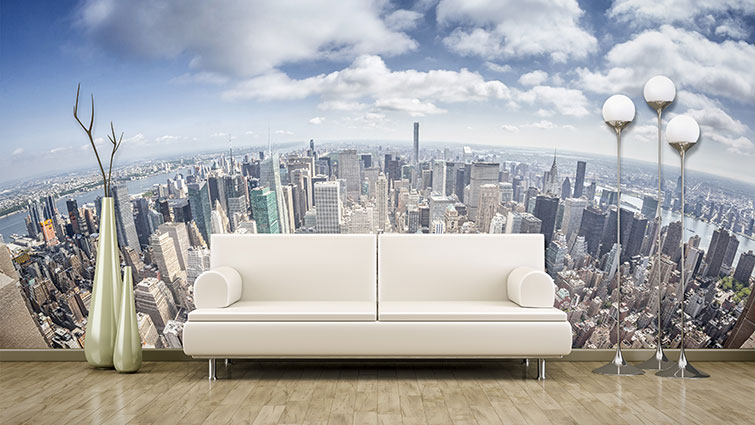 guide to wall murals